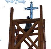Архијерејска Литургија  и слава храма у Панчеву на Стрелишту