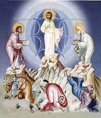 АКАТИСТ У СЛАВУ СВЕТЛОНОСНОГ  ПРЕОБРАЖЕЊА ХРИСТА СПАСИТЕЉА
